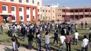 Flash Mob - JIET Jodhpur, Resonance 2013