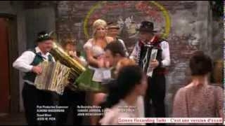 Baby Daddy, Season 2 Episode 10, Bonnie is dancing german style