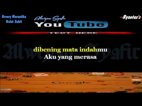 Karaoke Broery Marantika - Bulan Sabit
