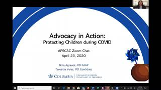 Zoom Chat #4: Coping with COVID-19: Child Abuse Professionals' Perspectives