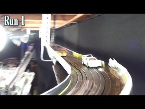 Ferrari F vs. Ford GT - Race  - Group  - La Ventura Road Race ()