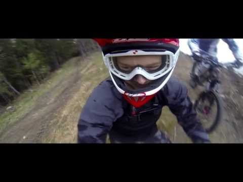 Två åk på frösön - GoPro HD3 Black Edition