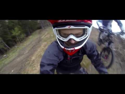 Två åk på frösön - GoPro HD3 Black Edition