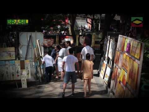 vídeo Turismo - Embu das Artes