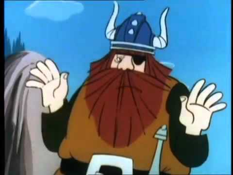 Vicky the Viking   Episode 39   The Indians, the Vikings, and Snoppe