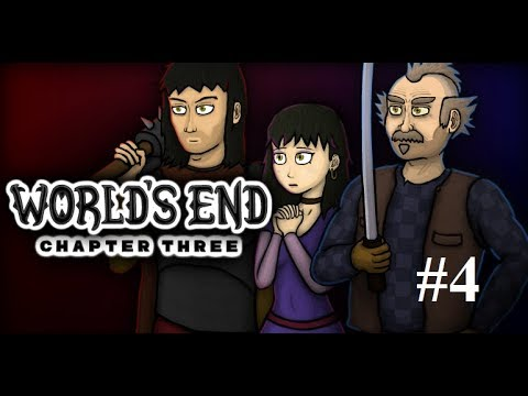 Let's play: World's End Chapter 3, part 4
