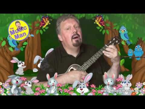 Sleeping Bunnies, Music Man