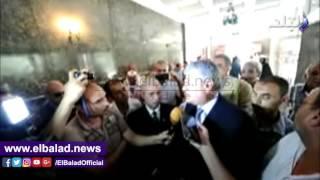 بالفيديو والصور.. عبد الحكيم عبد الناصر: ثورة يوليو حققت حلم الحرية والعدالة الاجتماعية