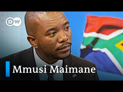 Does South Africa have a corruption problem? | Mmusi Maimane interview