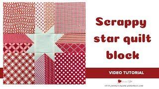 Scrappy star video tutorial