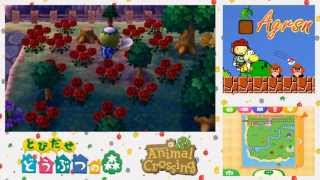 AC: New Leaf w/ Agrsn Day23p2: Black Rose Garden