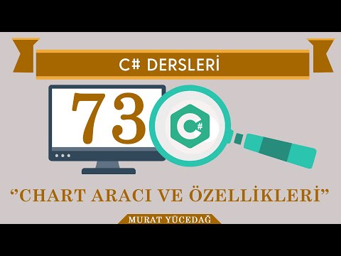 C# Ders 73 Chart Aracı ve Özellikleri