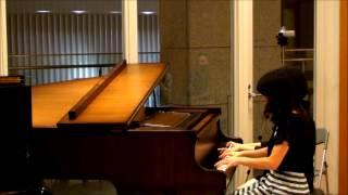 ピアチェーレピアノ研究会 2015春コンサートにて演奏 今回も大好きなレ...