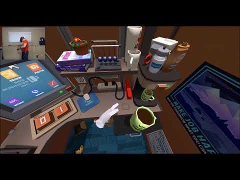 Job Simulator Infinite Overtime Office Worker #1
