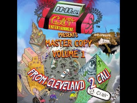 """Layzie Bone - Judged By 12, Then Carried By 6 ( Master Copy Vol. 1 """"From Cleveland 2 Cali"""")"""