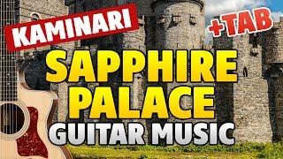 Kaminari – Sapphire Palace (relaxing acoustic guitar music)