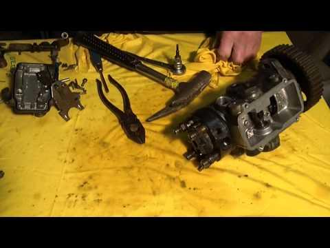 Lucas CAV Rotodiesel DPC Diesel Einspritzpumpe montieren