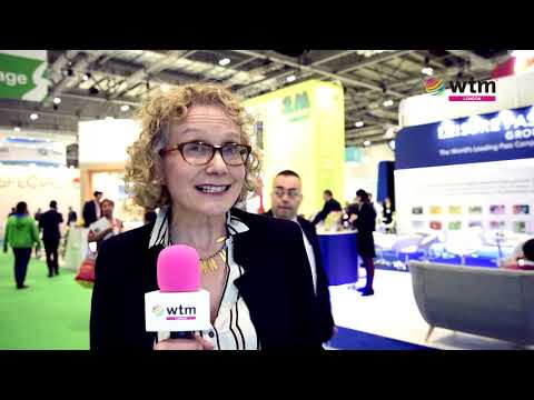 Clare de Bono talks about blockchain and possible use for it in travel industry