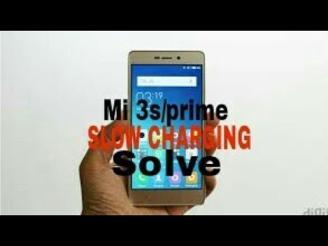 Mi Redmi 3s and 3s prime charging ports Problem Solution