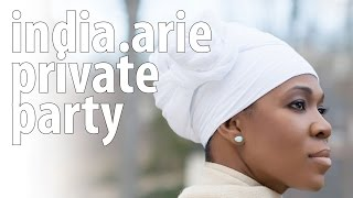 Watch IndiaArie Private Party video