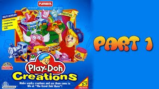 Whoa, I Remember: Play-Doh Creations: Part 1