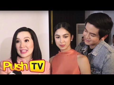 Push TV: Ano nga ba ang isa sa mga payo ni Kris Aquino kay Joshua Garcia?