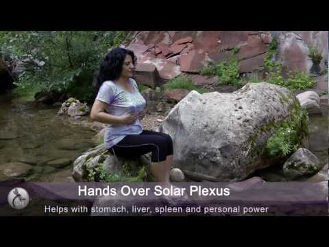 Reiki Self-Treatment | How to Give Yourself a Reiki Self Healing | How to Reiki Video Tutorial