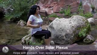 Reiki Self-Treatment | How to Reiki Video Tutorial