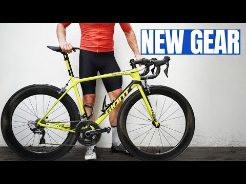 Seven Giant TCR Upgrades (incl. A Bad Mistake)