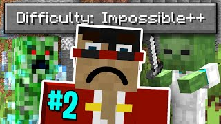 Minecraft But It's Impossible (#2)