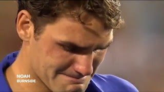 Greatest Moments In Men's Tennis