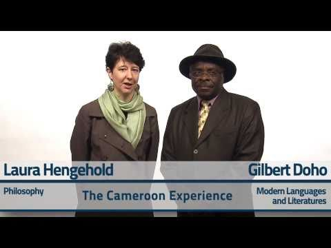 The Cameroon Experience