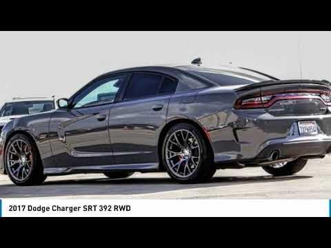 2017 Dodge Charger VAN NUYS LOS ANGELES SAN FERNANDO VALENCIA CANOGA PARK UC581627T