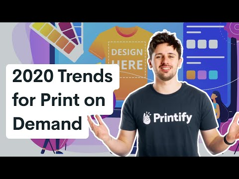 E-Commerce Trends 2020 For Print On Demand