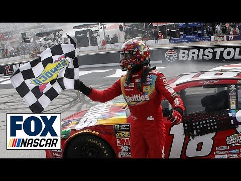 Race Recap: How Kyle Busch rebounded to find Victory Lane in Bristol | NASCAR RACE HUB