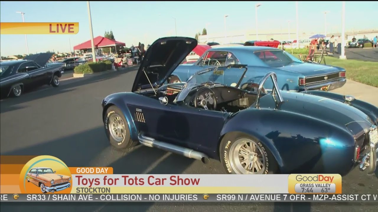 Chase Chevrolet Stockton >> 22nd Annual Toys For Tots Car Show