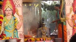 Sri Dharma Muneeswaran Temple Nava Chandi Homam - Part 2