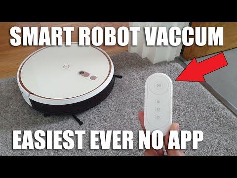 Yeedi K700 Smart Robot Vacuum Unboxing and Setup | THE EASIEST ROBOT VACUUM TO USE!