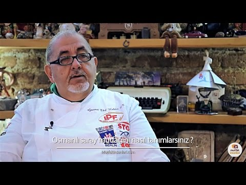 About Ottoman Empire Cuisine - Haldun Tüzel
