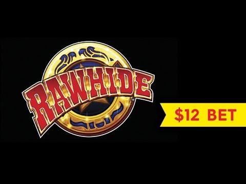 Rawhide Slot - COINSHOW BONUS!