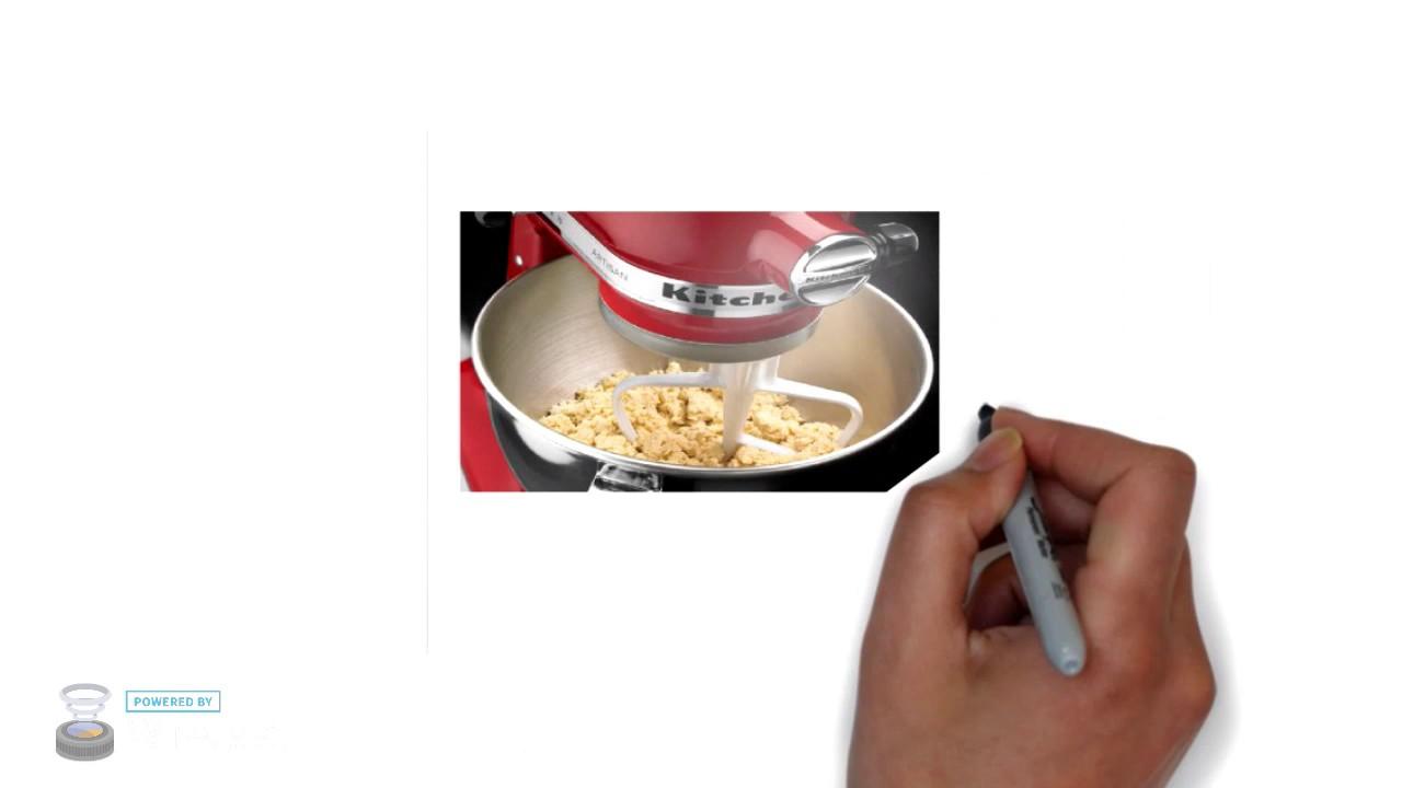 Kitchenaid Professional 6000 Lift Stand Mixer Vs Artisan