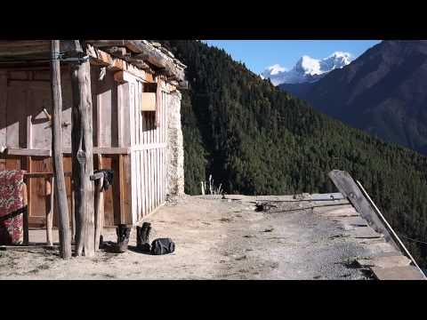 Nepal - Annapurna Trekking 03 - Upper Pisang to Ghyaru