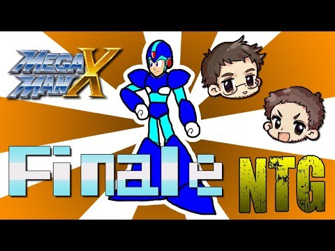 Mega Man X FINALE -- My Pet Worms! -- No Talent Gaming