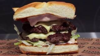FREE Double Patty Upgrade on National Cheeseburger Day: Dog Haus