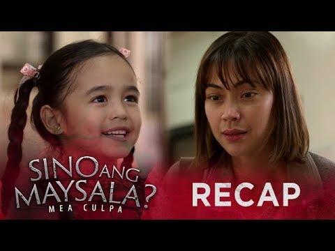 Download Fina meets Leyna   Sino Ang Maysala Recap (With Eng Subs)