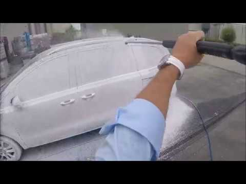 Touchless cleaning with Nerta Powerwash