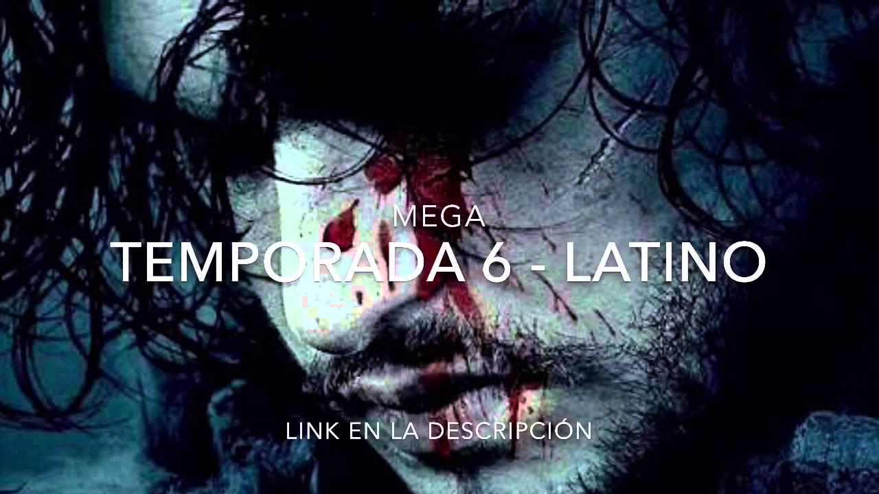 descargar juego de tronos temporada 6 español latino mega