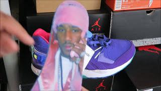 KILLA Sneaker Unboxing!!!! Reebok Cam