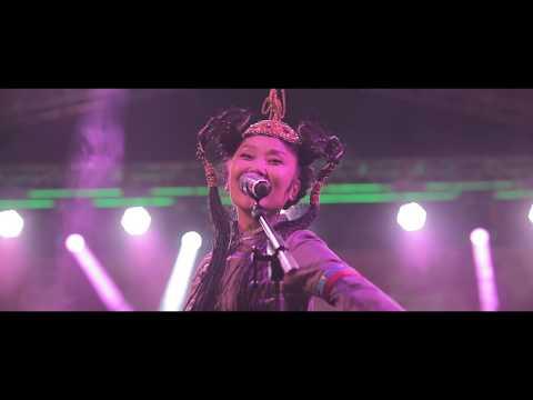 """Yokhor"" - Namgar Lkhasaranova  (Live At Brazil / Música Mundo)"