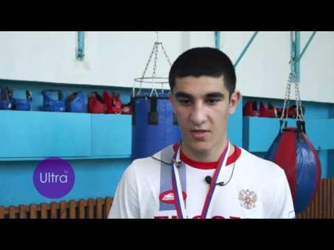Чемпион Европы по боксу 2016г. - рубцовчанин Владимир Узунян
